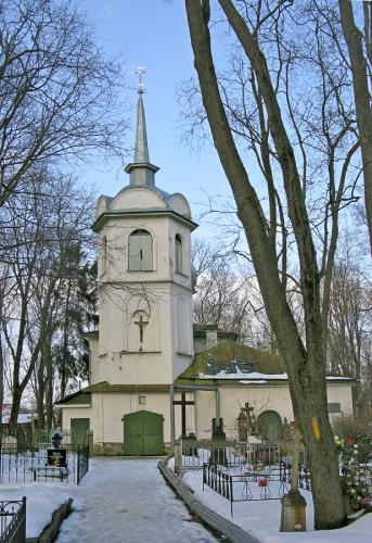 храм во имя Святого Дмитрия Солунского при Дмитриевском монастыре