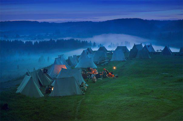 Х фестиваль раннесредневековой культуры «Исаборг»