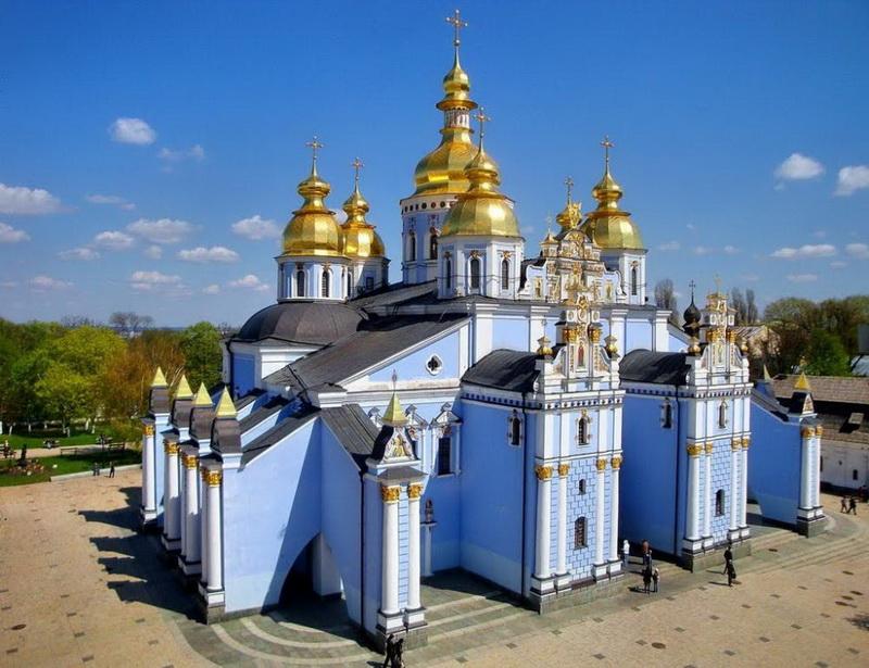 Димитриевский монастырь в Киеве