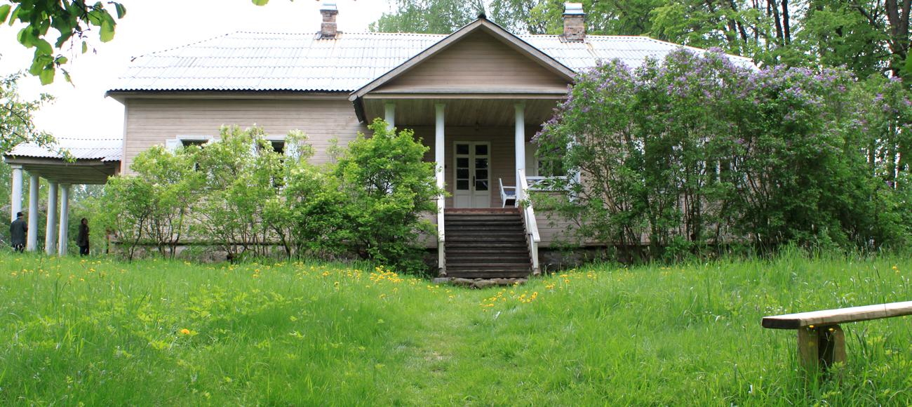 Дом-музей Ал. Алтаева