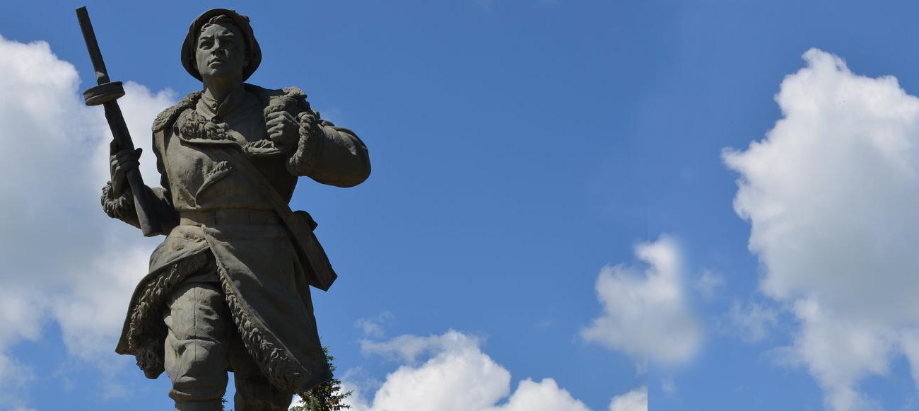 75 лет подвигу Александра Матросова