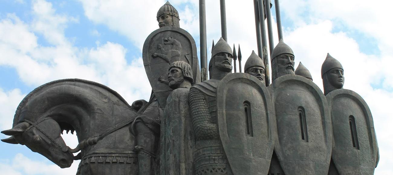 Апрель 1242 года - «Ледовое побоище»
