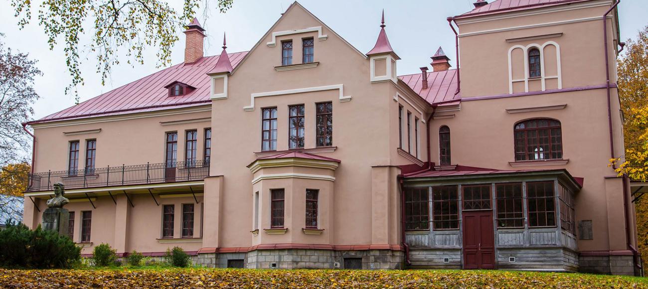 «Полибино» мемориальный музей-усадьба Софьи Ковалевской